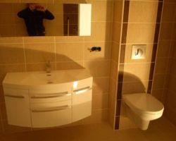 Calheiros Plomberie Rénovation - Tullins - Création de salle de bain complète 2
