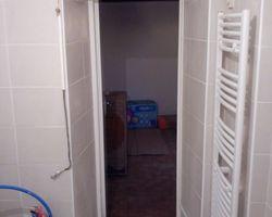 Calheiros Plomberie Rénovation - Tullins - Création de salle de bain complète