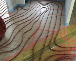 Calheiros Plomberie Rénovation - Tullins - Plancher chauffant