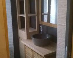 Calheiros Plomberie Rénovation - Tullins - Rénovation salle de bain COMPLETE